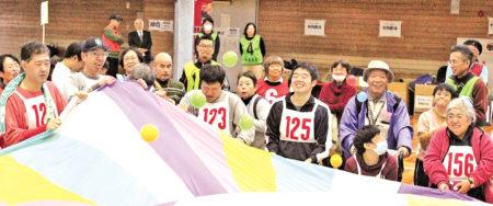 障害者スポーツ交流会