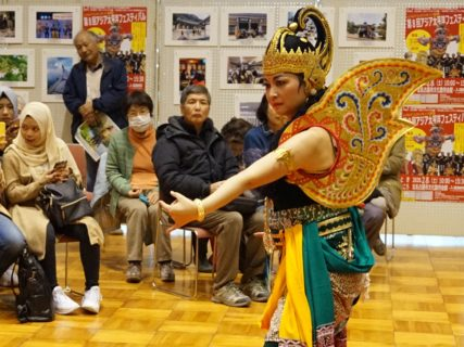 第8回アジア太平洋フェスティバル -インドネシアフェスティバル イン 北名古屋-