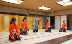 伝統芸能体験発表会